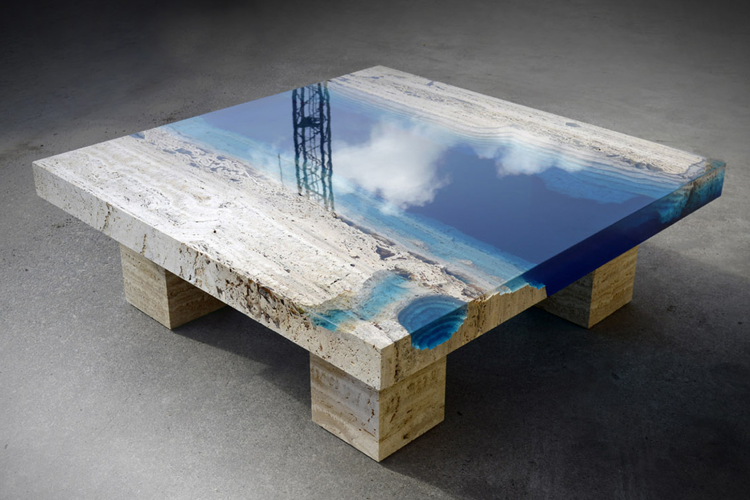 Granite-benchtop-company_Check-Out-These-Surreal-Marble-&-Resin-Tables 2