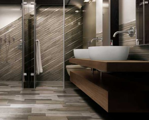 GBC Ceramic and Granite Tiling from Cerdomus imitates Wooden Panels! 3