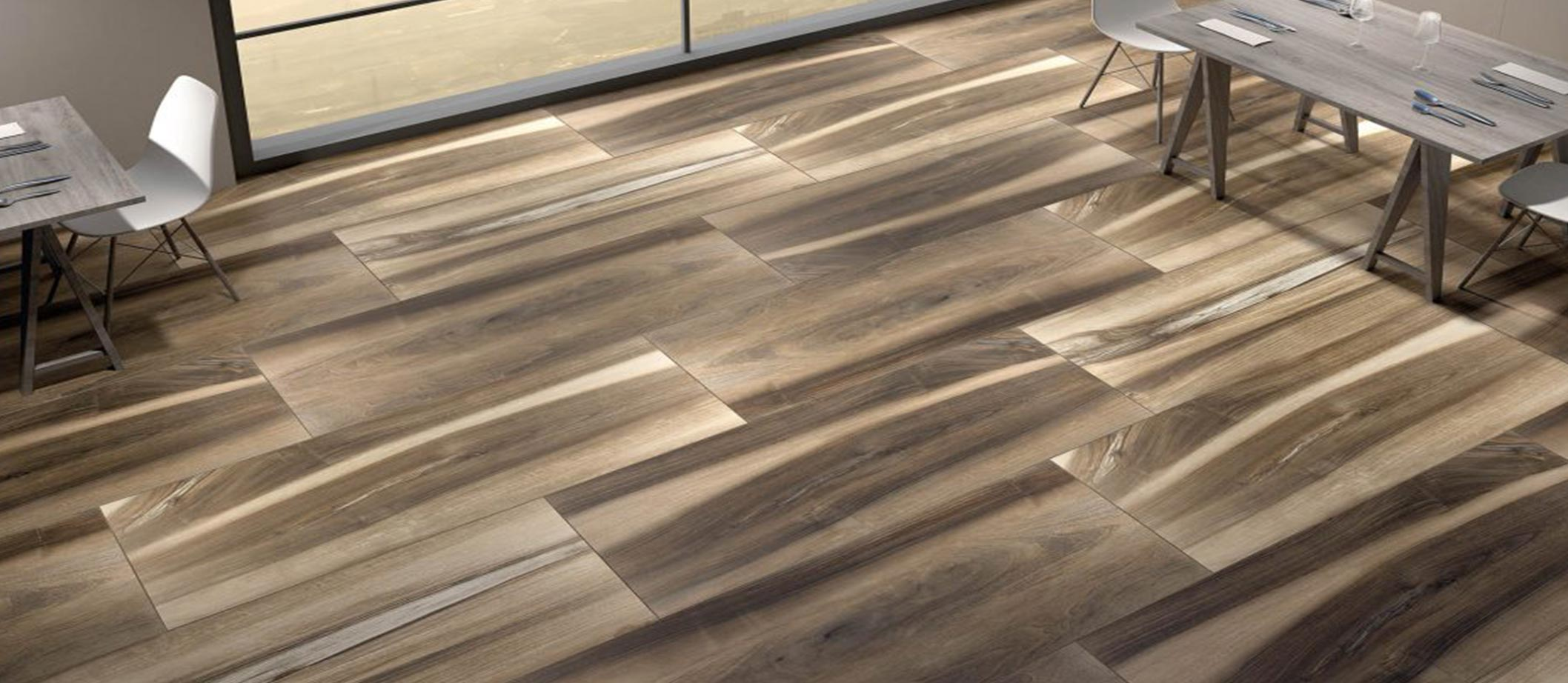 Granite Floor Tiles : Ceramic and granite tiles from cerdomus imitates wooden