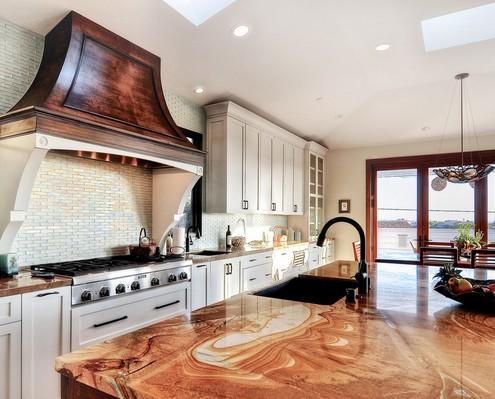The Granite Benchtop Company White Kitchen 4