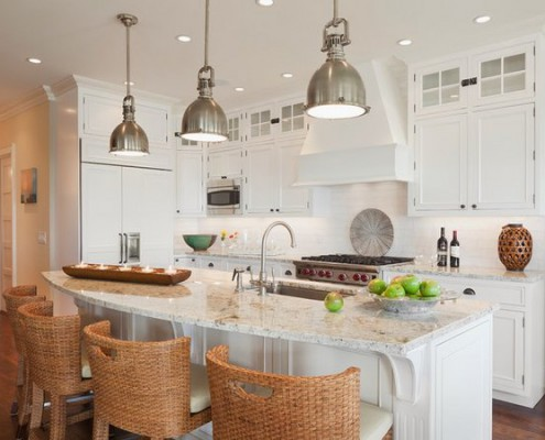 The Granite Benchtop Company White Kitchen 6